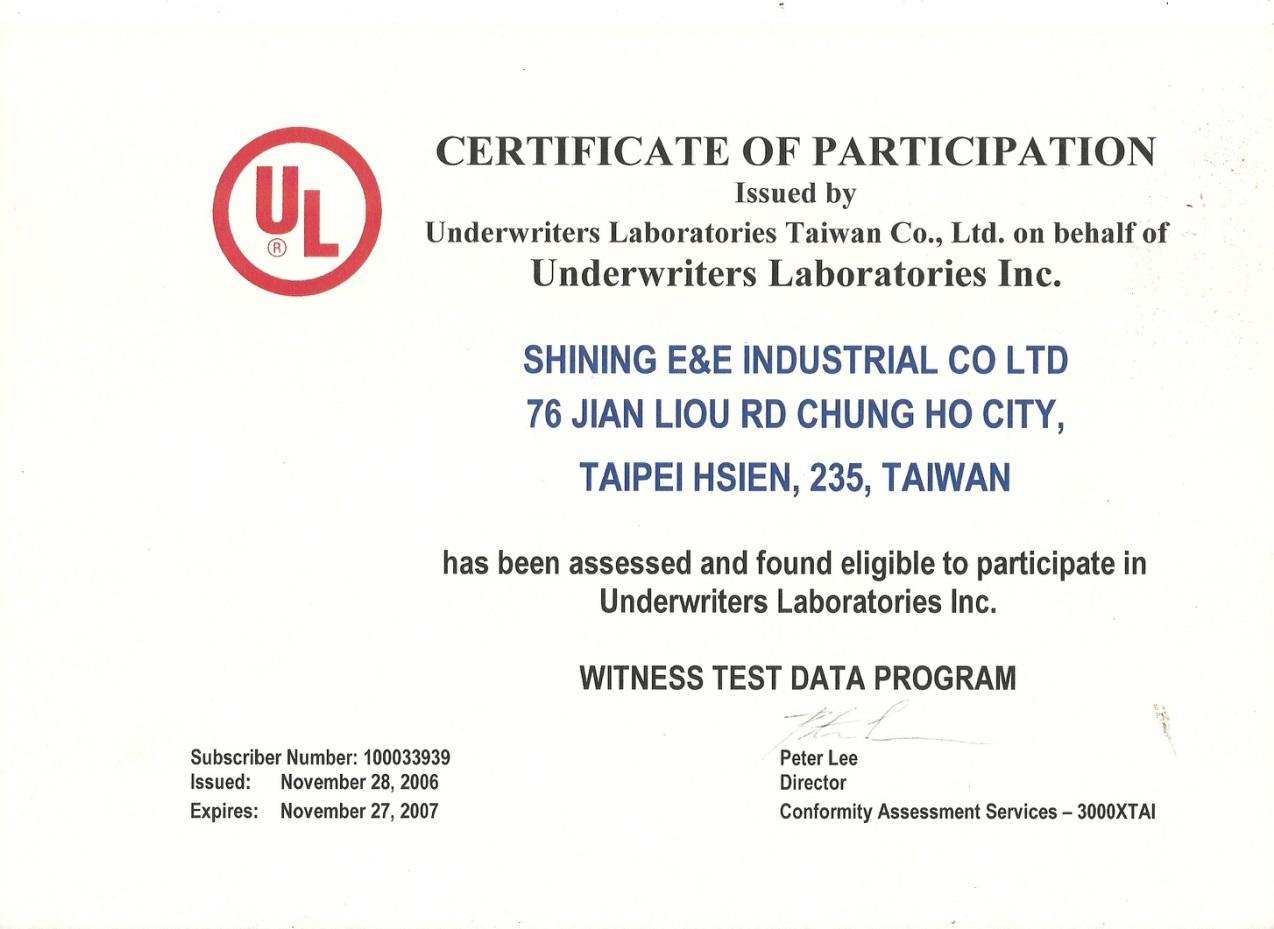 SHINING Underwriters-Laboratori-Certification-Shining-.jpg
