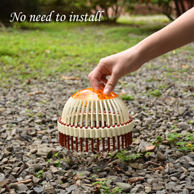 High Speed Outdoor Roof Drain Dome Cover- SHINING E&E